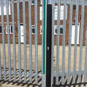 GATESAFE® Klemmschutz für Tore