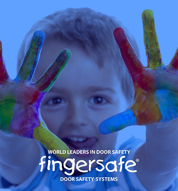 Door Finger Protection Finger Guards Fingersafe Door Safety Products